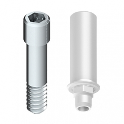 Calcinable Antirot. 4.1 con Tornillo Ti. Sist. 3i™ Certain®