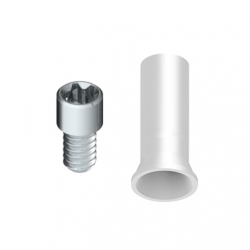 Calcinable con Tornillo Ti. Multi-Unit