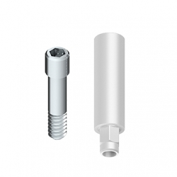 Calcinable Antirot. 3.4 con Tornillo Ti. Sist. 3i™ Certain®