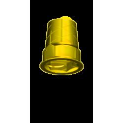Interfase Titanio Antirot. RP Hex. Externo